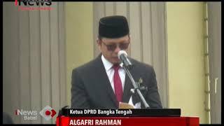 UPACARA PERINGATAN HARI PAHLAWAN DI BANGKA TENGAH