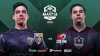 Nocturns Gaming VS Cream Esports | Jornada 14 | Liga Master Flow