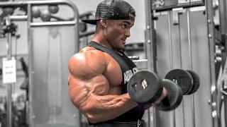 Mens Physique Back Workout !! Jeremy Buendia Vs Andrei Deiu 🔥 GYM MOTIVATION
