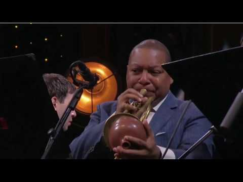 "Jeffery Miller's trombone solo on Duke Ellington's ''Limbo Jazz"" with Wynton Marsalis Septet at the Jazz in Marciac Festival 2017"