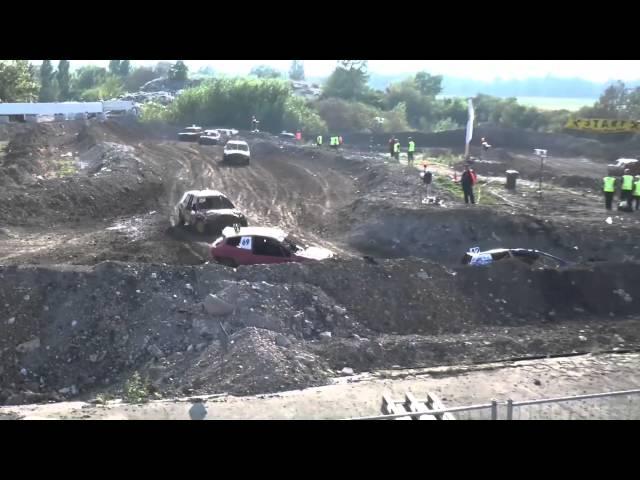 Autocrash Sollenau 2015