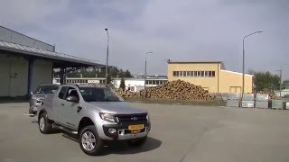 Holownik Miejski ET-L 1000 Ford Ranger,  Pannen - Abschleppfahrzeug, Pickup