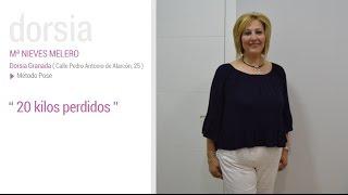 Método Pose - Mª Nieves Melero - Clínica Dorsia Granada