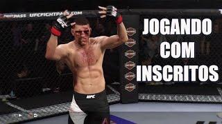 Jogando com Inscritos - EA UFC 2