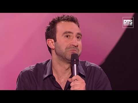 """Mathieu Madenian, l'Interview dans """"Carré VIP"""" sur RTS"""
