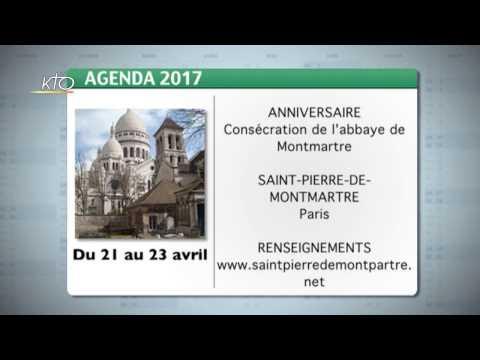 Agenda du 10 avril 2017