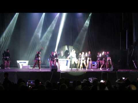 CENTROVISIÓN 2019: Playback Agarimo (San Salvador de Torneiros) - 1º PREMIO - BORN THIS WAY