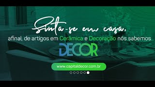Capital Decor - O Shopping Virtual Oficial de Porto Ferreira
