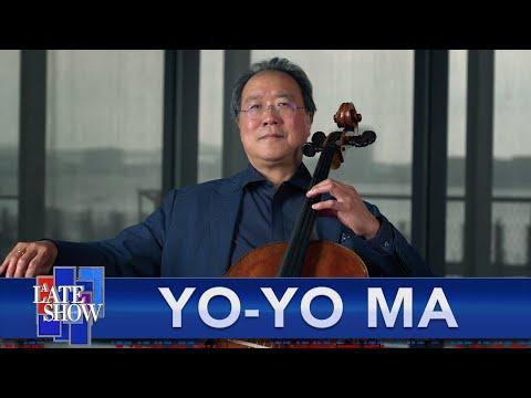 "Yo-Yo Ma ""Amazing Grace / Goin' Home"""