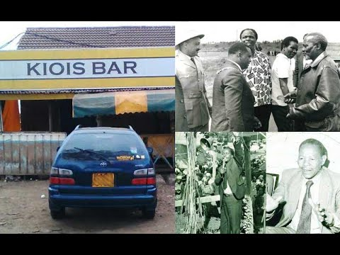 Kio's Bar: Historic Kasarani pub frequented by Mzee Jomo