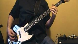 Aborted - Meticulous Invagination (Bass Cover) - Death Metal Bass Lesson