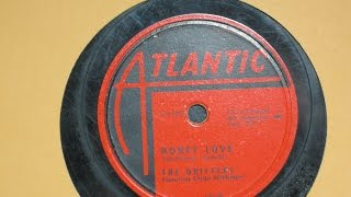 Honey Love - The Drifters feat. Clyde McPhatter - Atlantic Records 1029