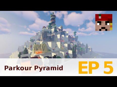 Český Let's Play: Minecraft - Parkour Pyramid EP5