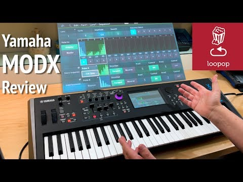 Yamaha MODX review: Everything you need to know
