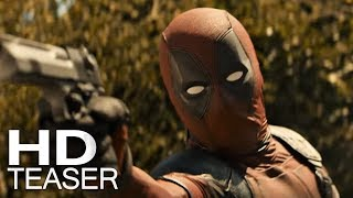 DEADPOOL 2 | Teaser Trailer #2 (2018) Legendado HD