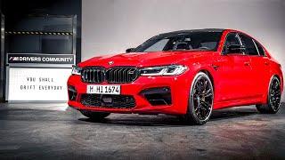 [YOUCAR] 2021 BMW M5 Competition – Still the Best Sports Sedan?