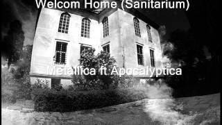 welcome home Sanitarium Metallica ft Apocalyptica .wmv
