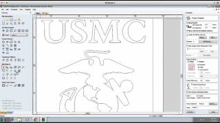 STEPCRAFT TRAINING: Bitmap Image Tracing with V Carve and Cut 2D For CNC Designs