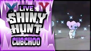"""Booger Bear!"" Pokémon [XY] Shiny Hunting - #71 @Poijz Horde Encounters!"
