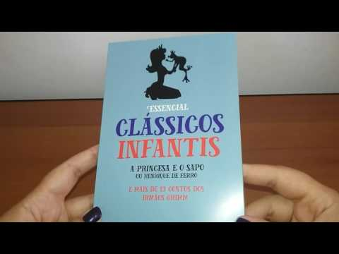 Review - Livro Os melhores contos dos irmãos Grimm (essencial classicos infantis #01)