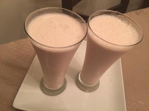Video Date Almond Shake (Energy Drink) Ramadan  बादाम शेक की तारीख (एनर्जी ड्रिंक) पकाने की विधि