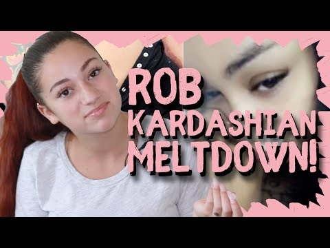 Danielle Bregoli breaks down Rob Kardashian & Blac Chyna Meltdown