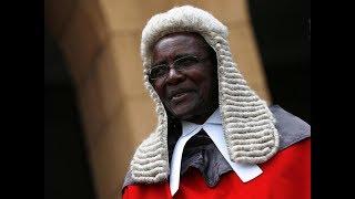 Chief Justice, David Maraga presents judicial report