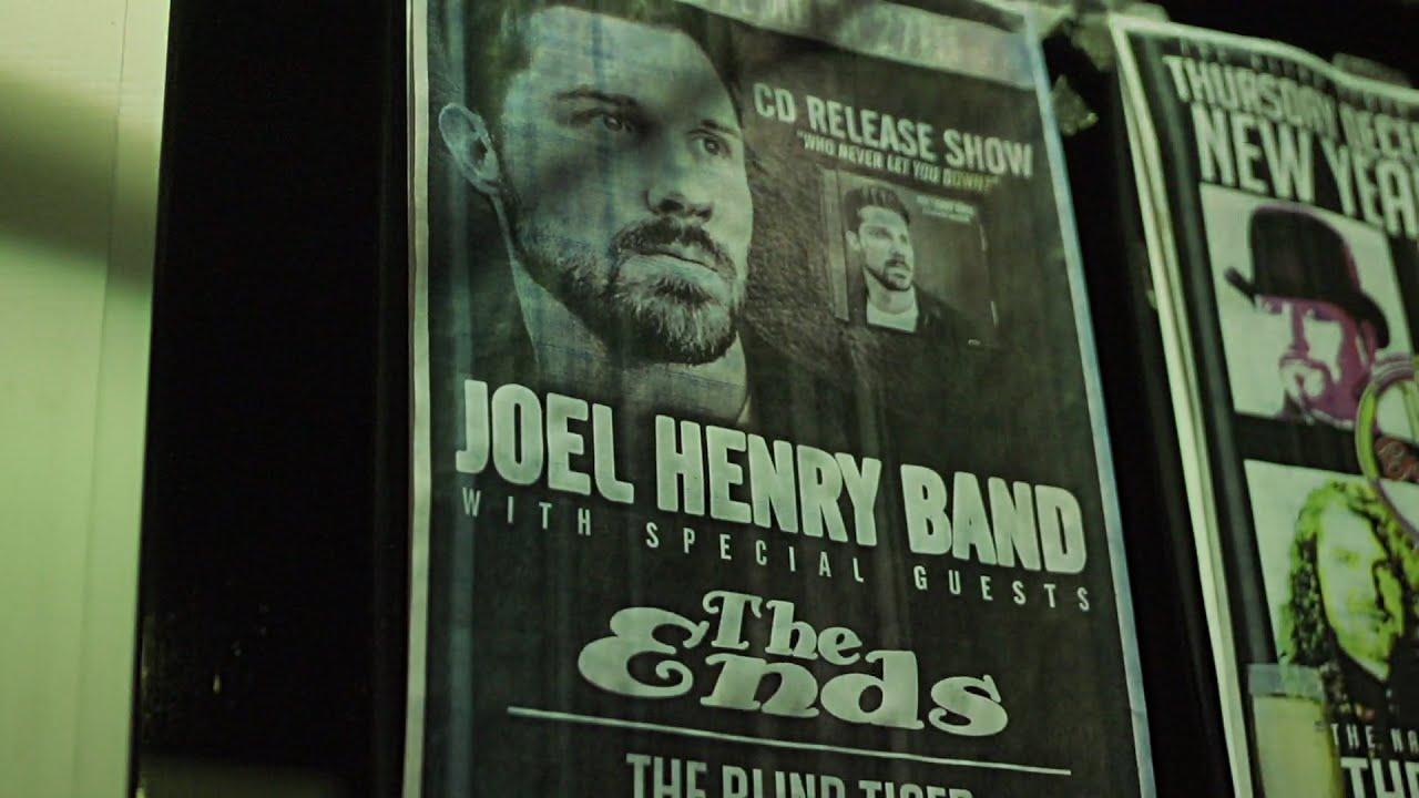 Joel Henry Band music video