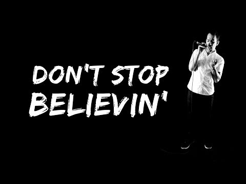 Glee Cast Dont Stop Believin Journey Cover Free Mp3 Download