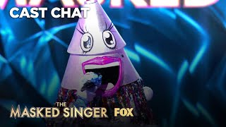 The Tree Is Unmasked: It's Ana Gasteyer! | Season 2 Ep. 10 | THE MASKED SINGER