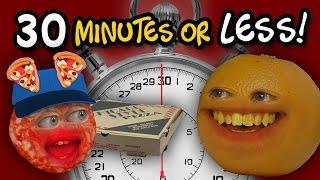 Annoying Orange   30 Minutes Or Less