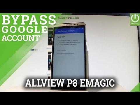 Allview A5 Ready google account bypass FRP tutorial