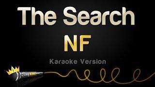 NF   The Search (Karaoke Version)