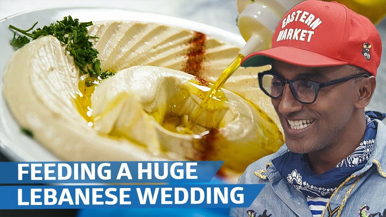 Chef Marcus Samuelsson Helps Cater a 700-Person Lebanese Wedding — No Passport Required thumbnail