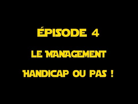 Video Mission Handicap @GroupeSII - Ep 4 : Le management, handicap ou pas !