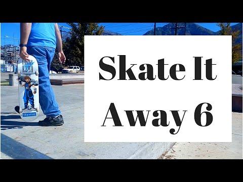Skate It Away 6: Found the skatepark I prefer