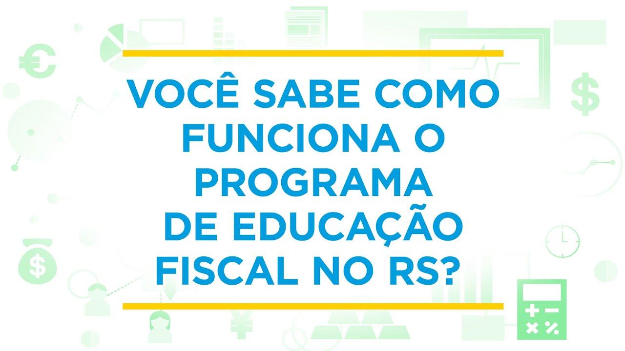 Foto de capa da notícia: Novo Site de Educação Fiscal