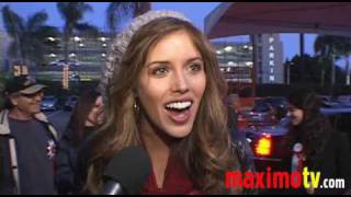 Кайла Юэлл , KAYLA EWELL Interview at The 2009 Hollywood Christmas Parade