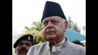 Kashmiris dont feel they are Indian, would prefer being ruled by China: Farooq Abdullah