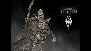 The Elder Scrolls V: Skyrim. Очистить гробницу храма от порождений пепла. Прохождение от SAF.