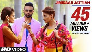 Gagan Kokri Jimidaar Jattian FULL VIDEO  Preet Hundal  Latest Punjabi Song 2016
