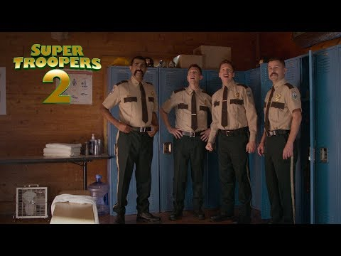 Super Troopers 2 Super Troopers 2 (Clip 'Back in Business')