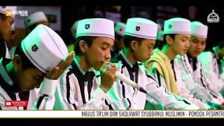 "Download Video "" New "" Cinta Di Atas Sajadah - Voc. Hafidzul Ahkam Syubbanul Muslimin Live Lirboyo Kediri MP3 3GP MP4"