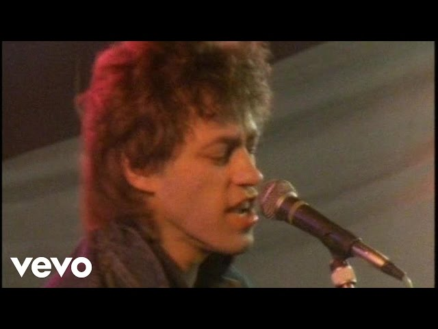 A Hold Of Me - The Boomtown Rats