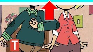 10 Cartoon Secrets FINALLY Revealed