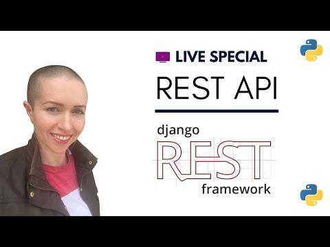 Hackathon: Build a complete Django REST API with me!   Python & Django