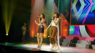 Maris Racal and Sue Ramirez on Push Awards 2016