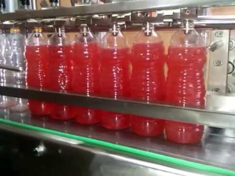 Fruit Juice Packaging Machine