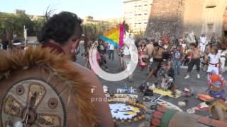 #00274 Meksika Aztek Dansı