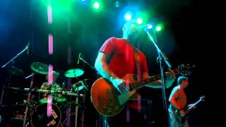 7/27/12 The Great Divide sings Dragon's Heart at Granada Theatre in Lawrence, KS